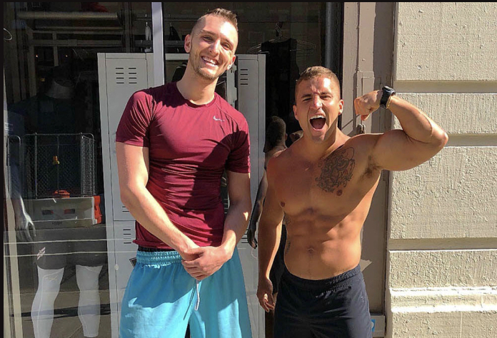 At-Home Workout With Erick Wilson of Barry's Bootcamp