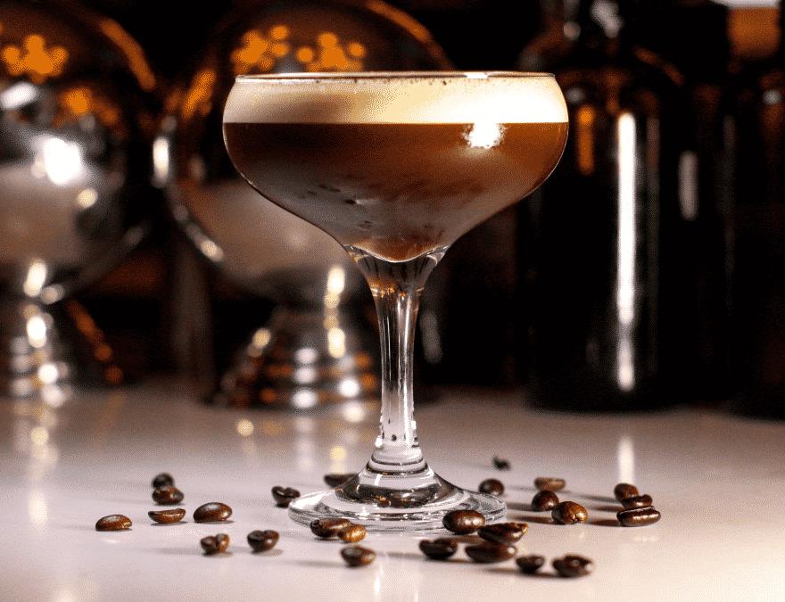 Red Velvet Espresso Martini