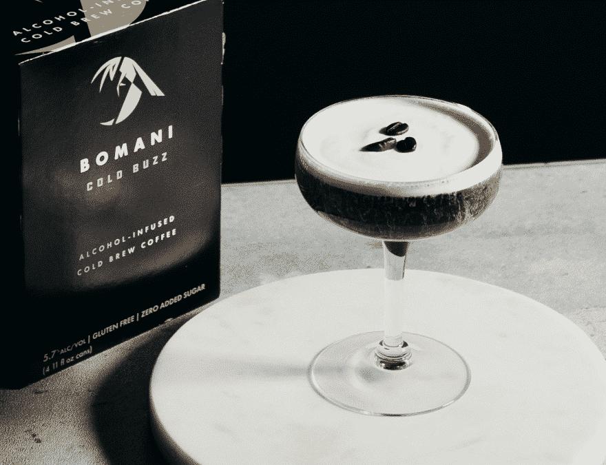 Rum Espresso Martini