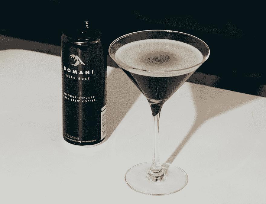 Raspberry Espresso Martini